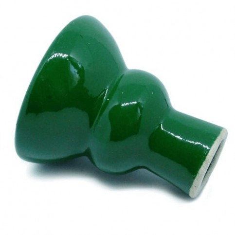 Korunka na vodnú fajku zelená