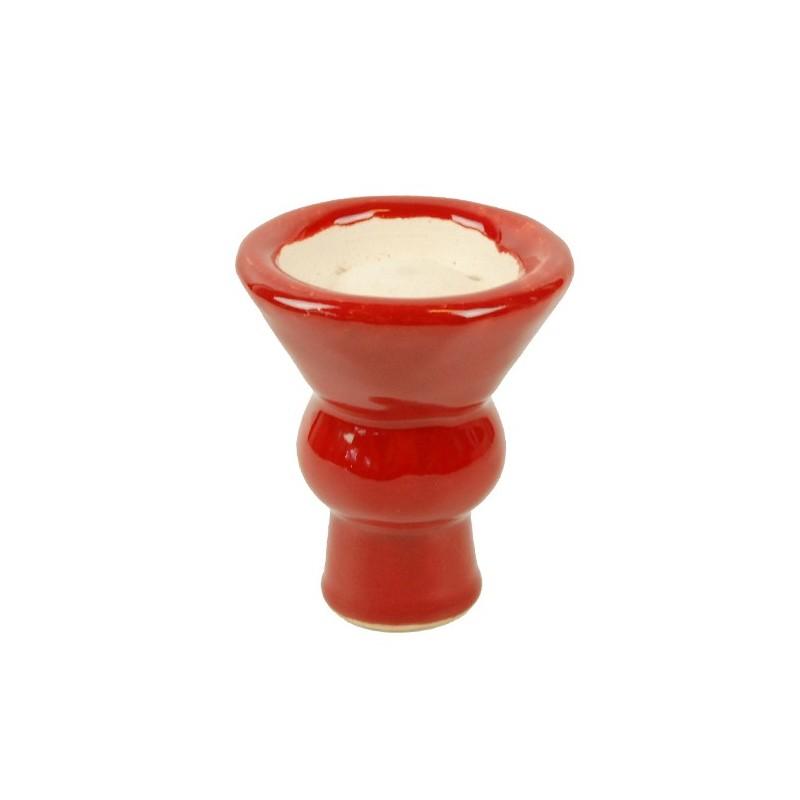 Korunka na egyptskú vodnú fajku - červená