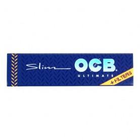 Papieriky OCB Ultimate slim + filtre