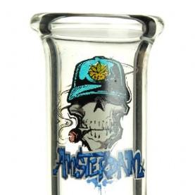 Malý sklenený bong Amsterdam Necklace