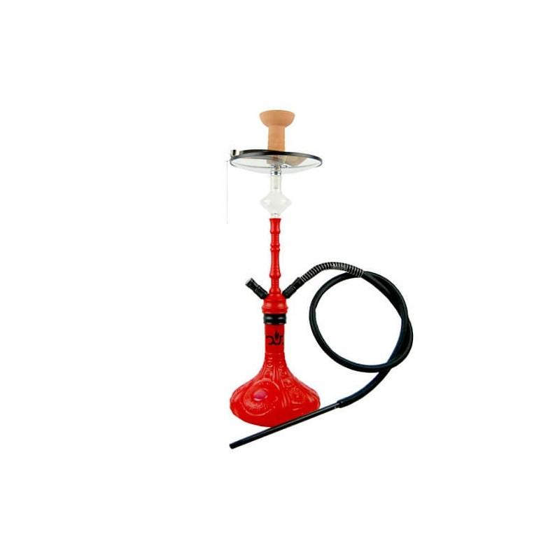 Vodná fajka DUD Phoenix red 66 cm