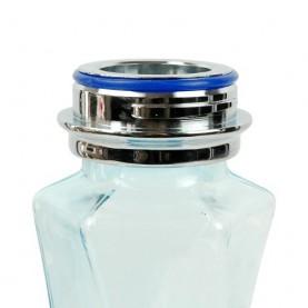 Vodný fajka AMY CURL - Light Blue