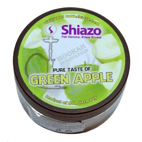 Shiazo kamienky 100g Zelené jablko