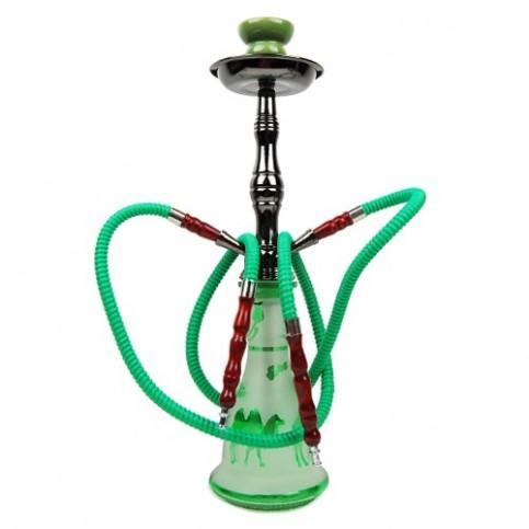VF Shisha box camel green / zelená