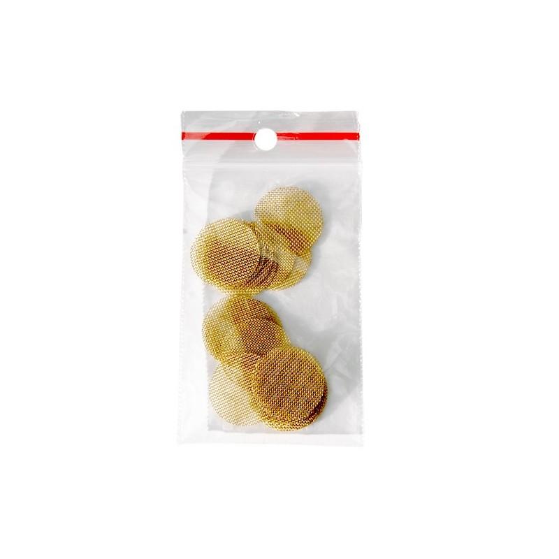 Sitka Gold 15mm  ( mosadz ) 20ks.