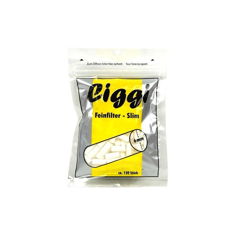 Filtre Ciggi 6mm / 120ks