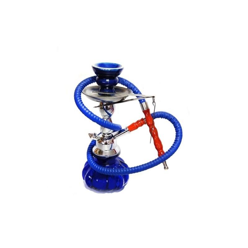 Vodná fajka Smoke mini - modrá
