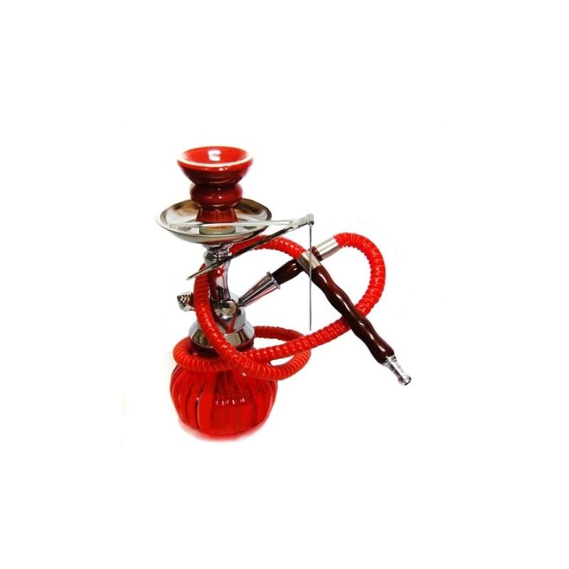 Vodná fajka Smoke mini - červená