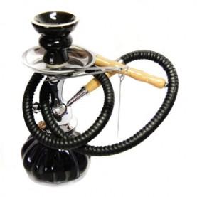 Vodná fajka Smoke mini - čierna