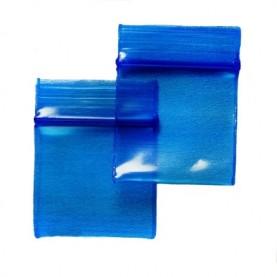 Zip sačky Blue 18x18