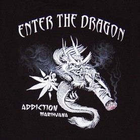 Tričko Enter the Dragon