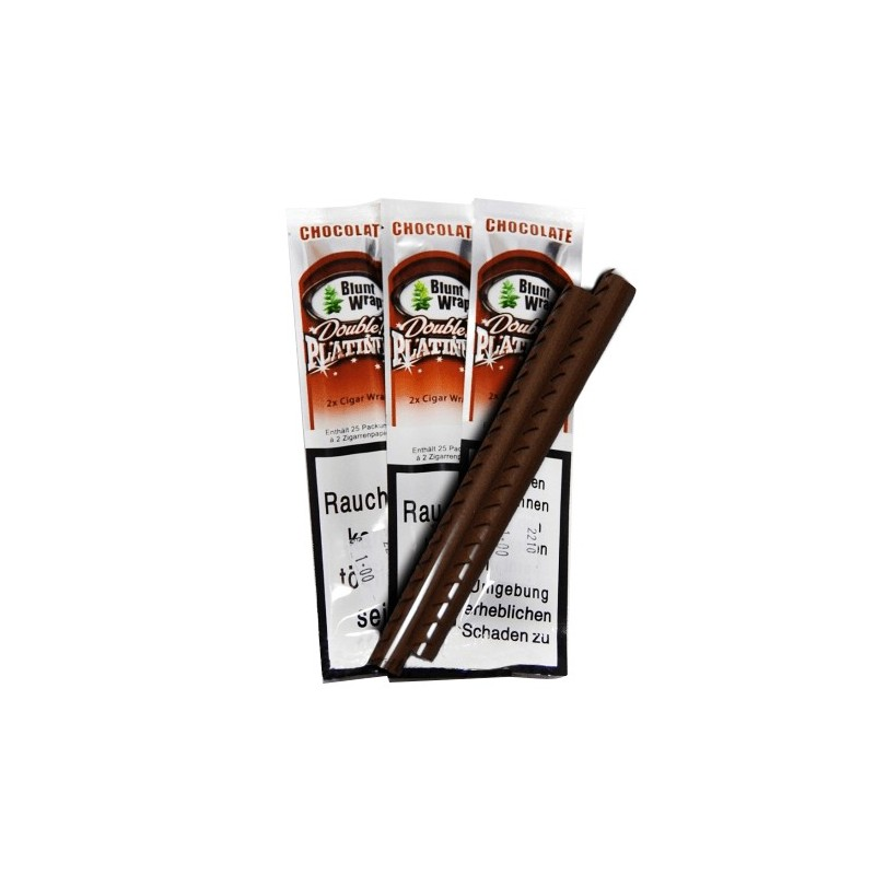 Blunty Platinum – BROWN (Chocolate)