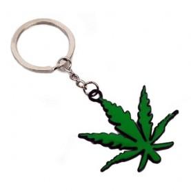 Prívesok na klúče Marihuana