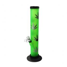 Bong Acryl Leaf 32cm
