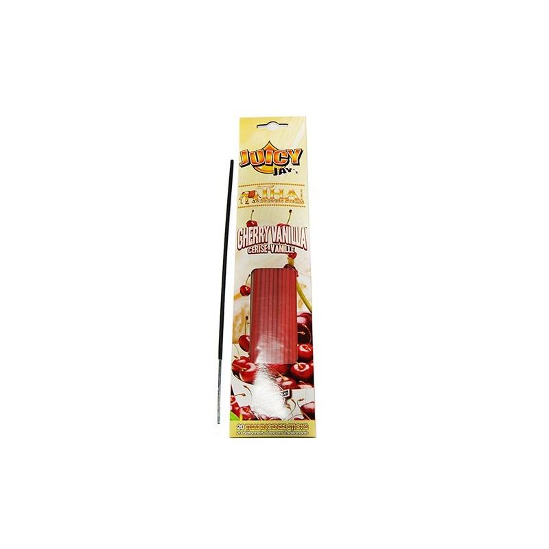 Vonné tyčinky Juicy Jay's – Cherry Vanilla