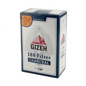 Filtre Gizeh uhlíkové 100ks