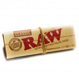 Papieriky RAW connosseur – Classic + Filtre