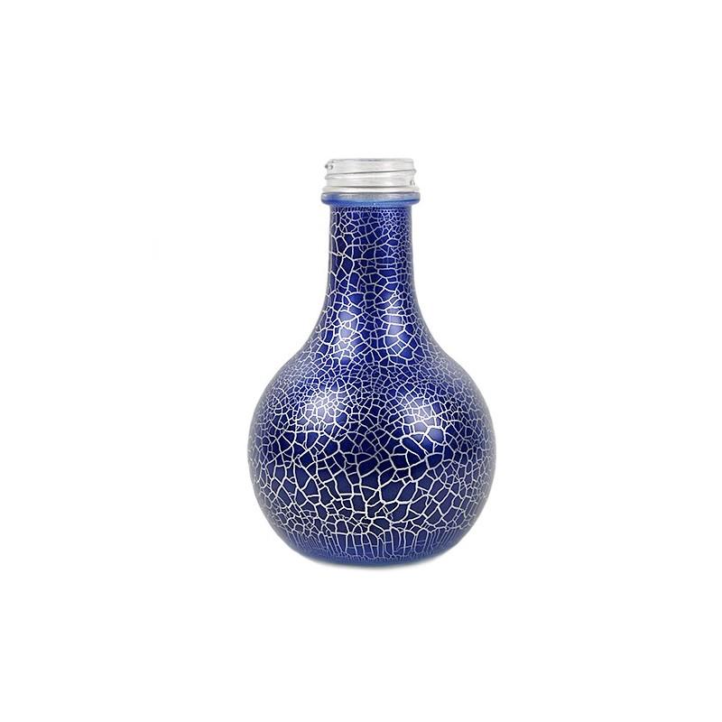 Váza pre vodné fajky Aladin Mumbai 24cm – modrá