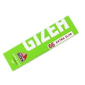 Papieriky GIZEH Extra slim Super fine 66