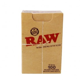 RAW Cotton filter Regular 100 ks