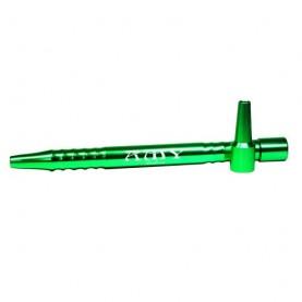 Náustok kovový AMY - zelený