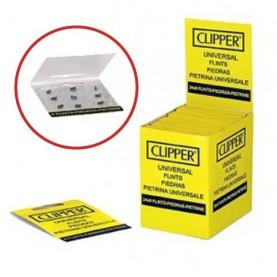 CLIPPER Flints kamienky 9 ks
