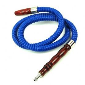Hadica pre vodnú fajku mini modrá