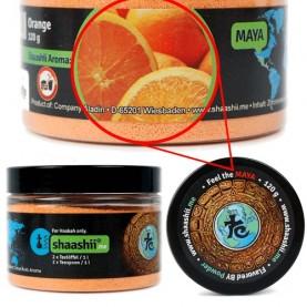 SHAASHII aroma prášok - Pomaranč 120g