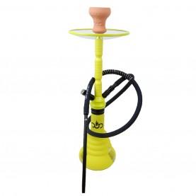 Vodná fajka DUD Totem-H Yellow 60 cm