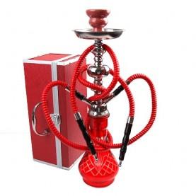 Vodná fajka Habibi 50cm - red