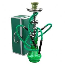 Vodná fajka Habibi 50cm - green