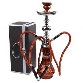 Vodná fajka Habibi 50cm - brown