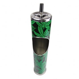 Popolník Marihuana Leaf ashtray 50cm