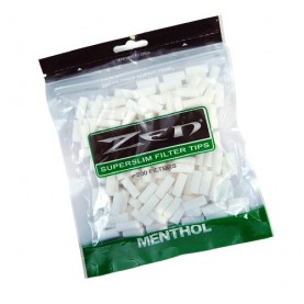 Filter ZEN Menthol Superslim 200ks
