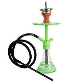 Vodná fajka DUD Space Needle zelená 40cm