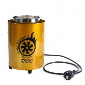 Rozpaľovač uhlia Shisha Turbine Gold