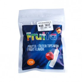 Cigaretové filtre Frutta Slim Apple (Jablko)