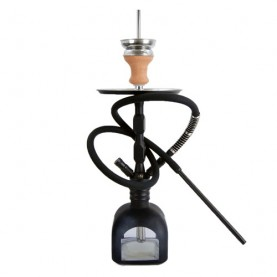 Vodná fajka DUD Totem M Black 54 cm