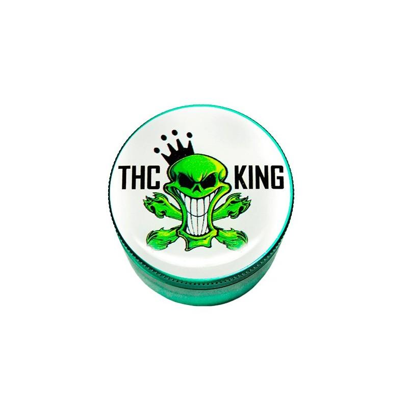 Drvička THC King - Skull