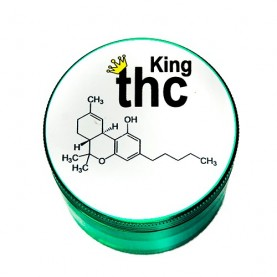 Drvička THC King - THC King Chemický Vzorec