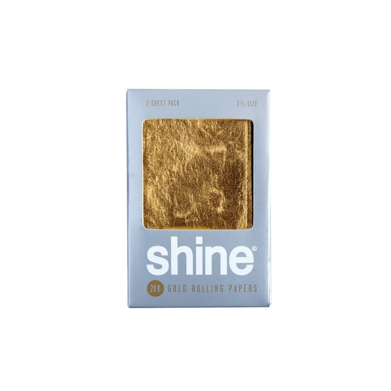 King Size Zlaté papieriky 24 karátové