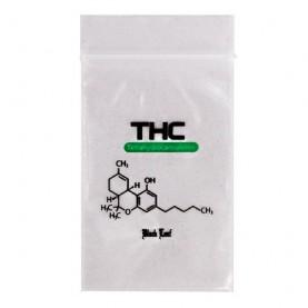 Zip sáčok THC Black Leax 40x60 mm