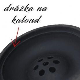 Silikónová korunka na Kaloud k vodnej fajke