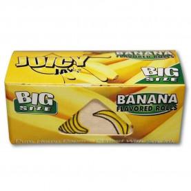 Ochutené papieriky Juicy Jays' Rolls – Banana