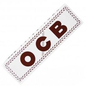 Papieriky OCB King Size – White Long