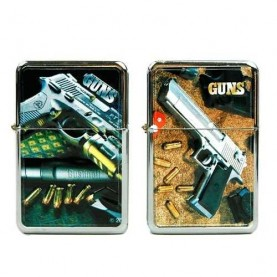 Zapaľovač darčekový Gun