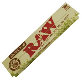 Papieriky RAW Organic King Size Slim