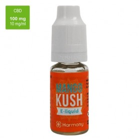CBD e-liquid HARMONY 100 mg / 10 ml - Mango Kush