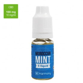 CBD liquid Mäta 10 ml