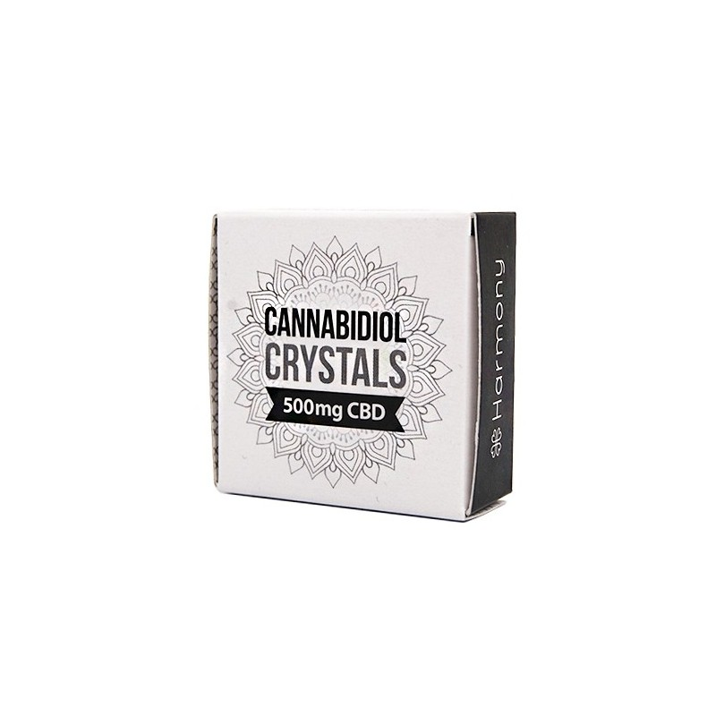 CBD Cannabidiol Crystals 500mg